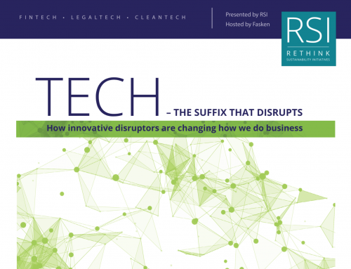 TECH – The Suffix That Disrupts Summary