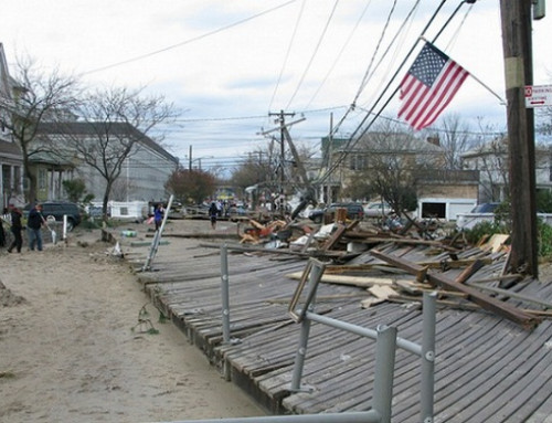 Lessons from Hurricane Sandy