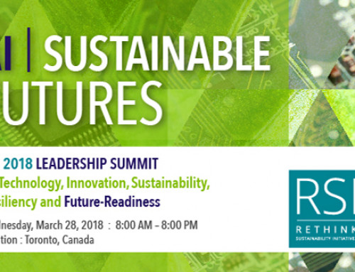 Sustainable Futures – Thought Leadership Report 2018