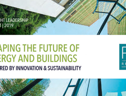 RSI Leadership Series, Summer 2019 – Shaping the Future of Energy & Buildings